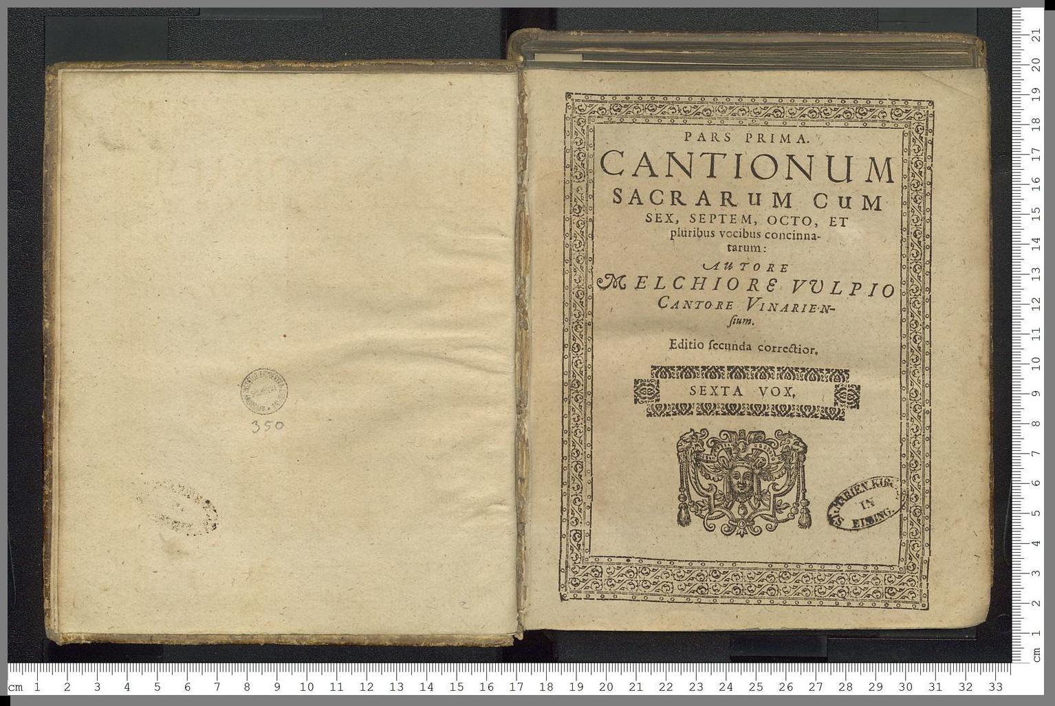 Przykład skanu starego druku