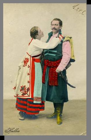 Halka z Wiktorem Grąbczewskim