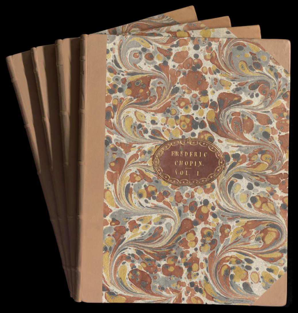Kolekcja pierwodruków Chopinowskich