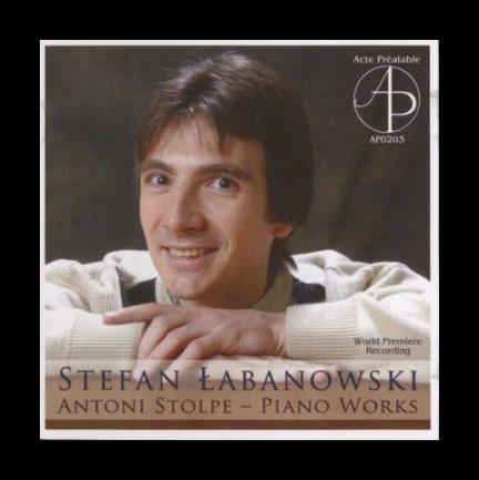 Antoni Stolpe piano works