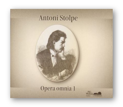 Antoni Stolpe opera omnia 1