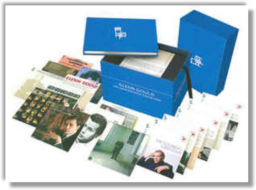Glenn Gould the complete bach collection