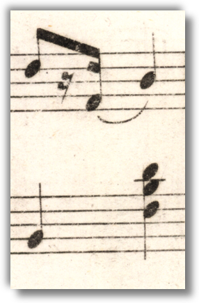 Chopin - Mazurek op. 7 nr 1, t. 24 (Schlesinger)