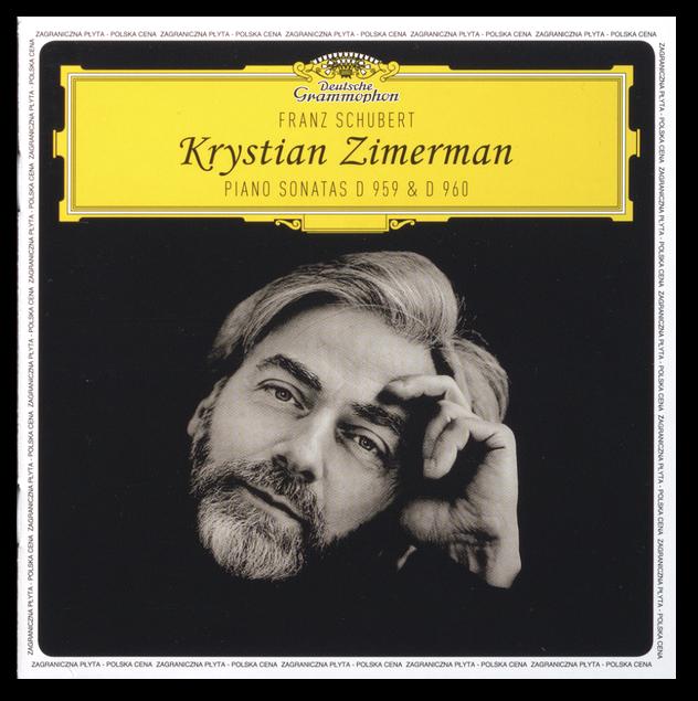 Krystian Zimerman, piano sonatas