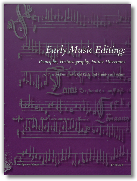 Early Music Editing